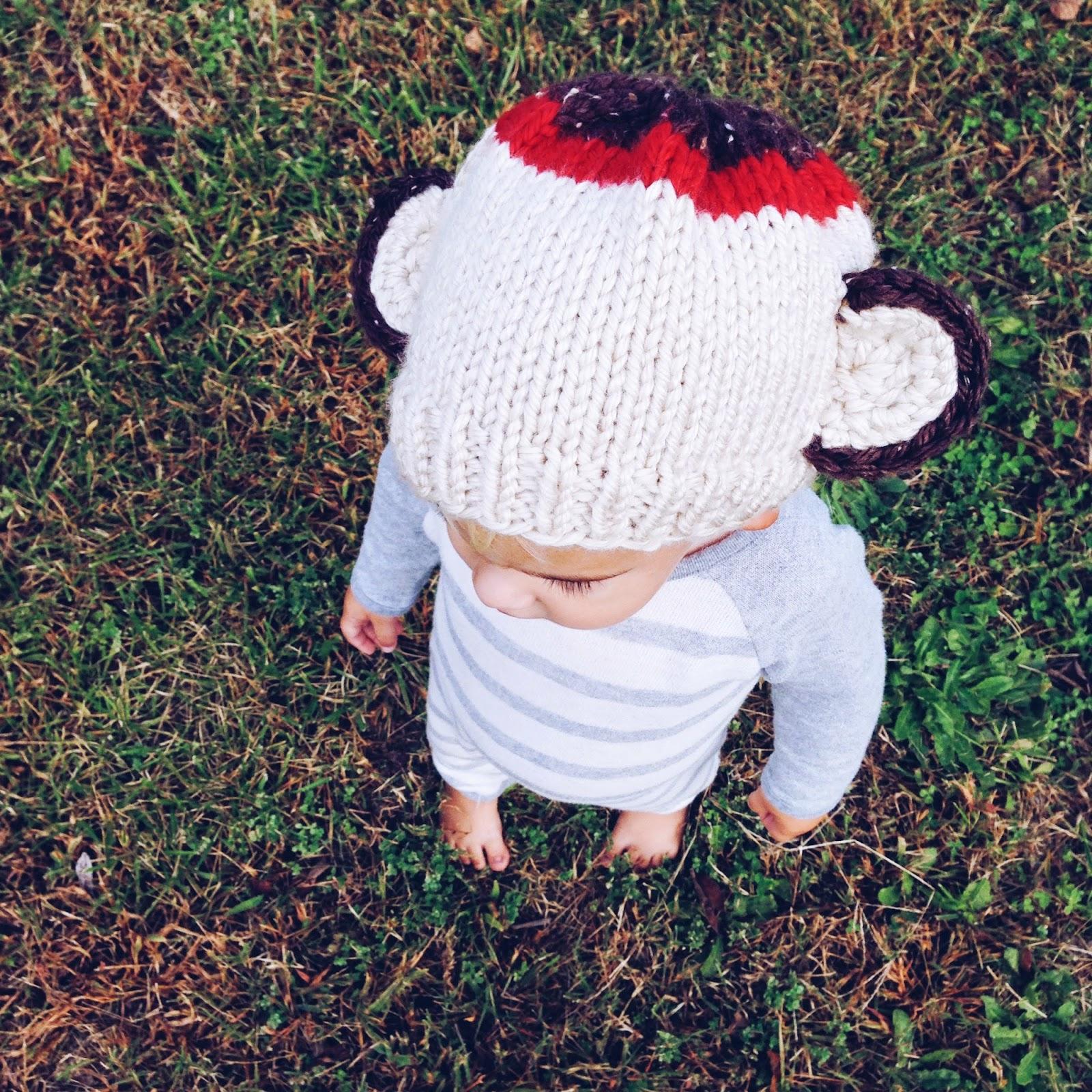 knit-sock-monkey-hat