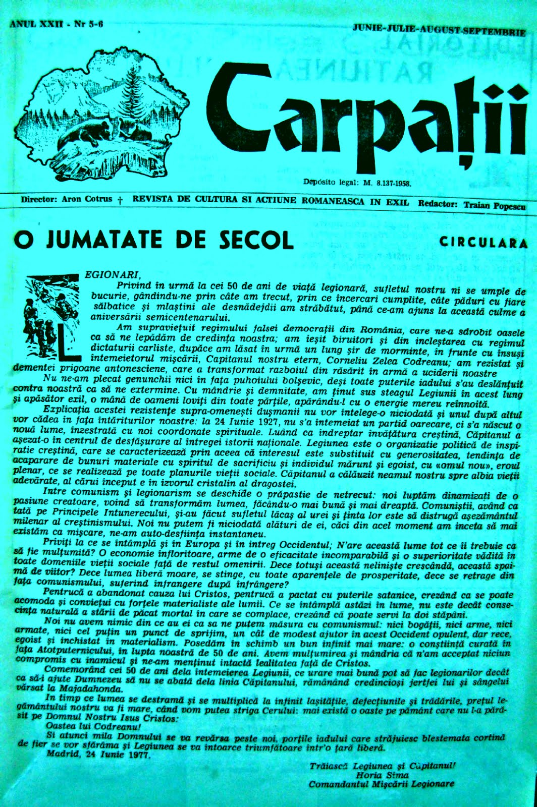 Revista Carpatii