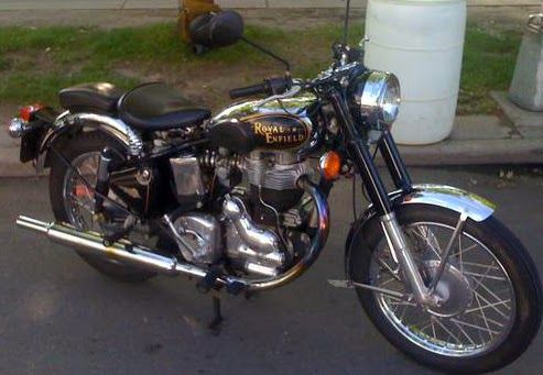 Royal Enfield Motorcycles For Sale: History