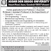 Teaching Jobs in Assam Don Bosco University on January, 2015