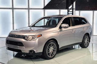 Surprise: Reworked 2014 Outlander excites