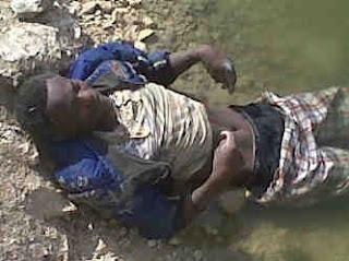 Encuentran cadáver de nacional haitiano en Canal Trujillo Municipio de Mella