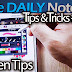 Galaxy Note 2 Tips & Tricks Episode 59: How To Use Idea Sketch & How To Hold S Pen Better