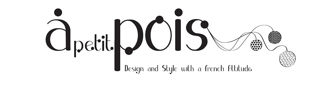 ApetitPois*design  Design and Style with a French Attitude