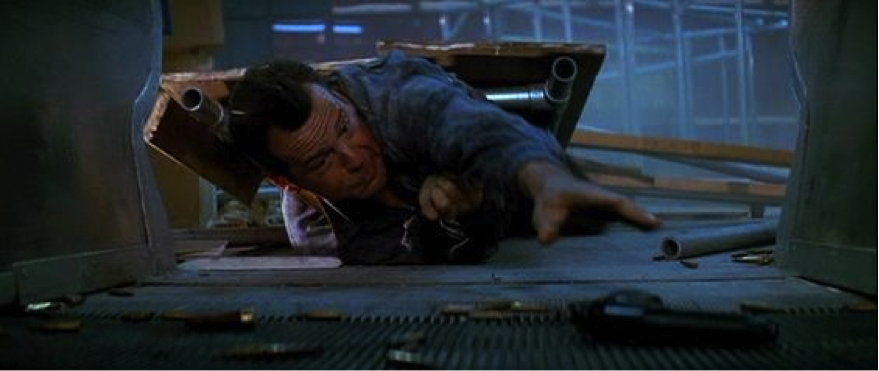 """reaction paper about the movie die hard 4 0 Reaction i will post the steps - term paper other short stories but not in """"a good man is hard to that even the innocent die and that death."""
