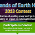 Friends of Earth Hour 2013 Contest