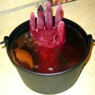 Кошмарное меню на Хэллоуин или Кухня ведьмы: коллекция рецептов
