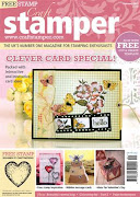 Featured in Craft Stamper Feb issue 2012