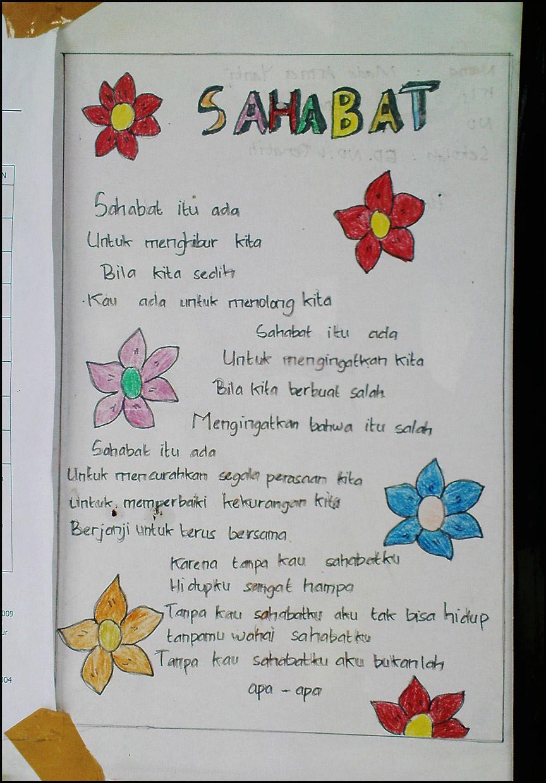 bligung yudha: Puisi Anonymous - Sahabat