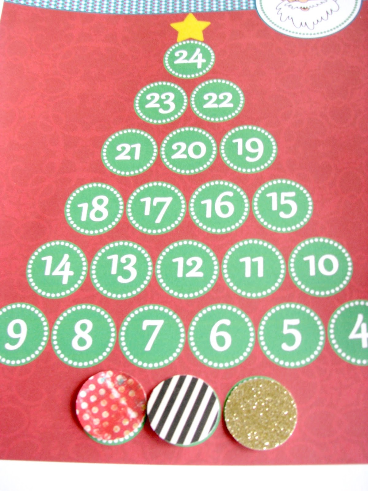 Displaying 19> Images For - Christmas Calendar 2013 Templates...