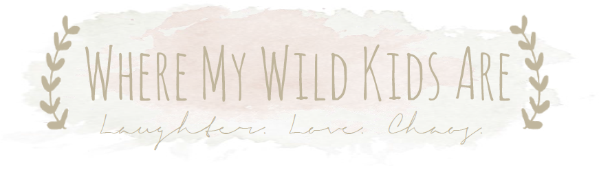Where My Wild Kids Are