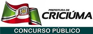 Apostila Concurso Prefeitura de Criciúma-SC 2016