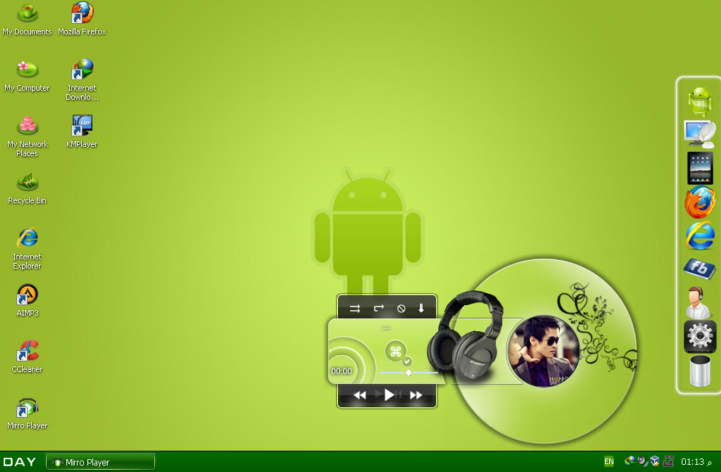 Android Windows XP 2013
