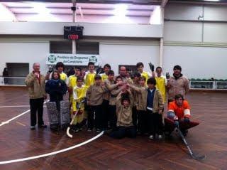 Encontro Regional de Infantis / Iniciados de Hóquei em Patins - Selecções 2013