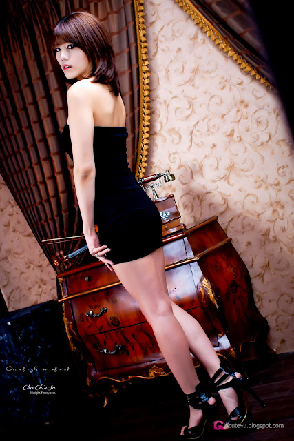 4 Gorgeous Lee Mi Jung-Very cute asian girl - girlcute4u.blogspot.com