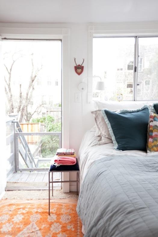 Jordan ferney apartment san francisco small apartment tips bedroom