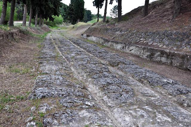 Ο Σιδηρόδρομος στην Αρχαία Ελλάδα (Βίντεο+Φωτογραφίες)