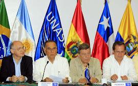 Unasul apoia Equador