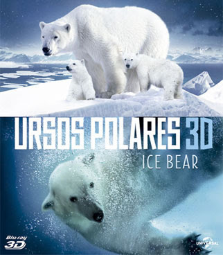 Ursos Polares - BDRip Dual Áudio