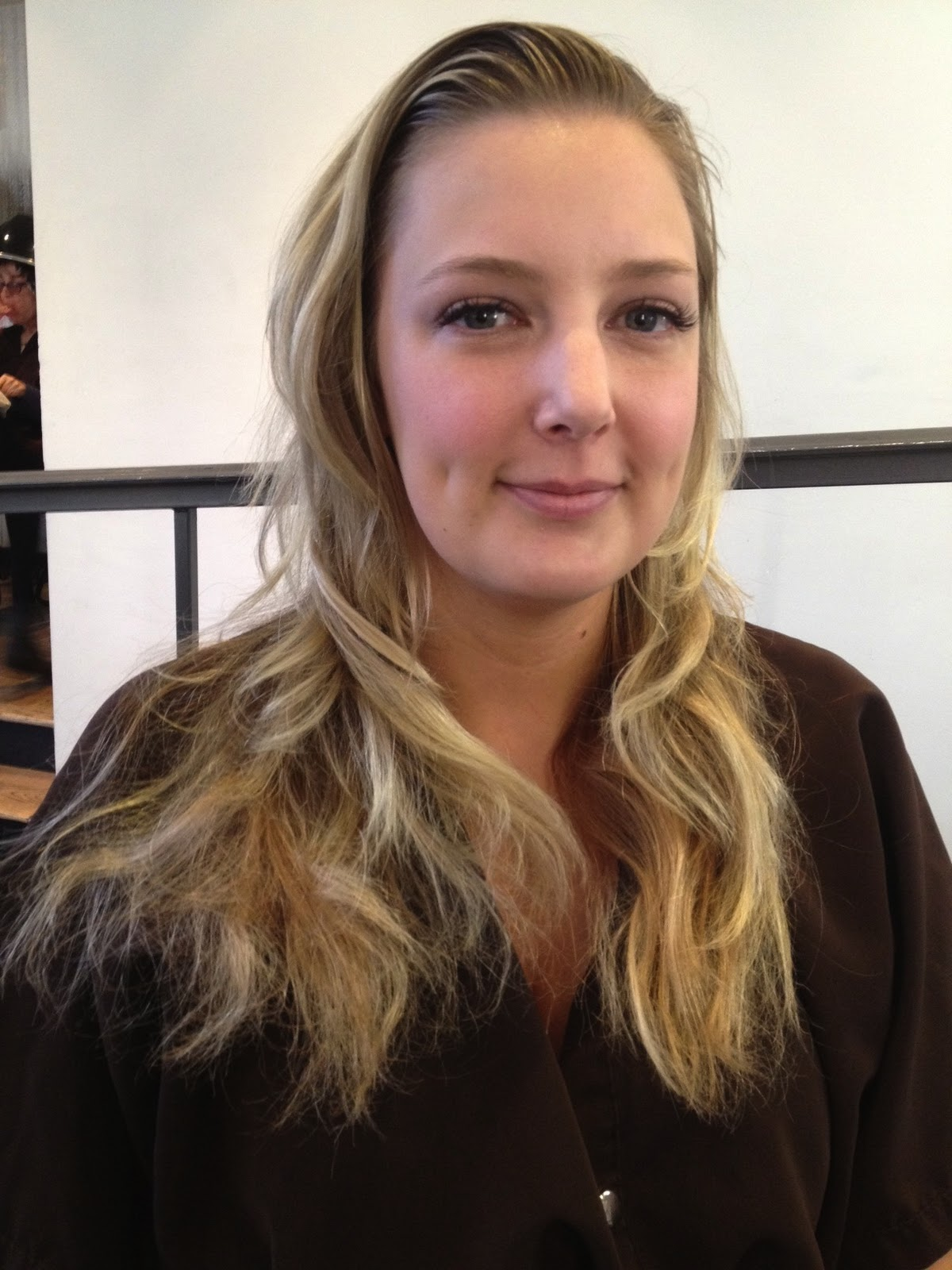 Hair Cutting New Style : Veras New Hair Cut & Style! -