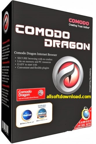 Comodo Dragon Internet Browser for Mac