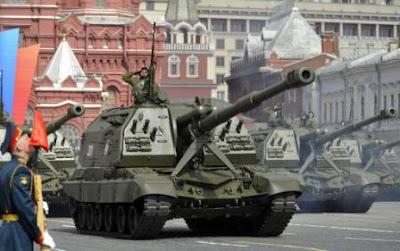 Rusian tank