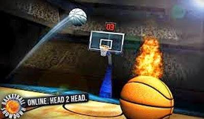 Game Basketball Showdown