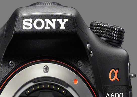 sr4 updated there is no a600 and there will be no dslr camera