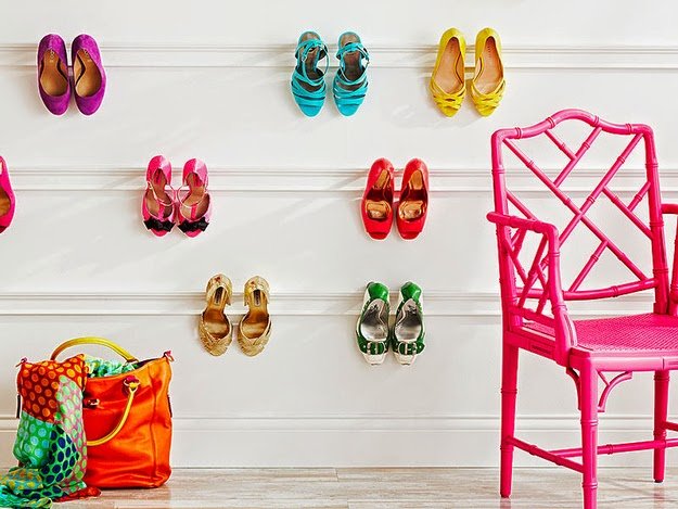 33 Ingenious Ways To Store Your Shoes