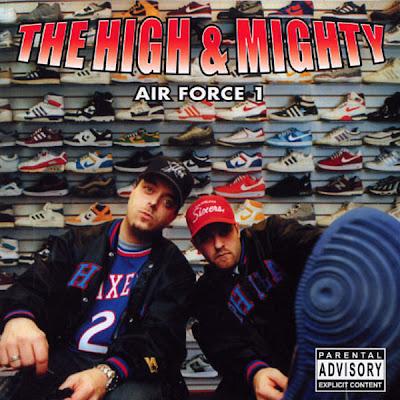 The High & Mighty – Air Force 1 (CD) (2002) (FLAC + 320 kbps)