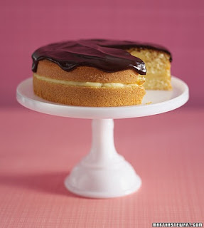 October 23, National Boston Cream Pie Day