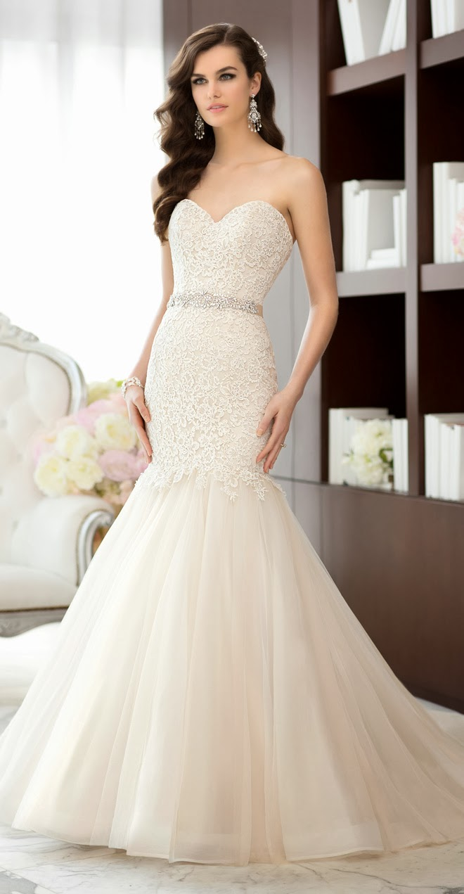 Essense of australia 2014 bridal collection belle the for Essence australia wedding dresses