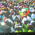 President Jonathan Campaigns In Akure, Ondo State (live Pictures)