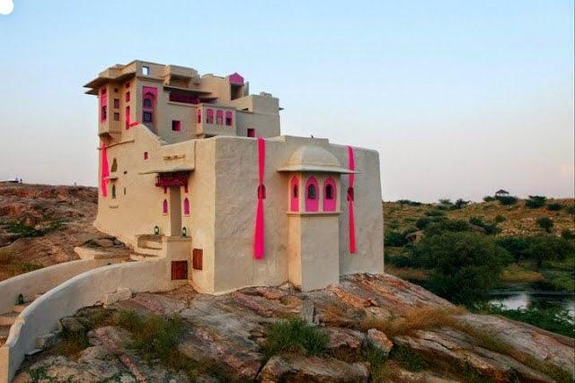 Gambar Rumah India Untuk Gurun Pasir