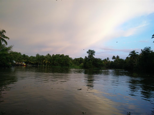 View from Malayalam Lake Resort