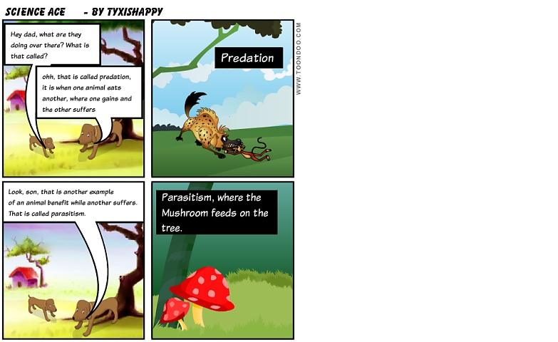 strip Ecology comic