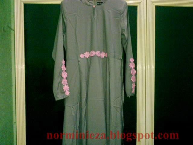 Dress Impian Akhirnya Dapat Juga