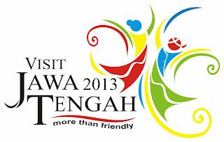 Visit Jawa Tengah Logo