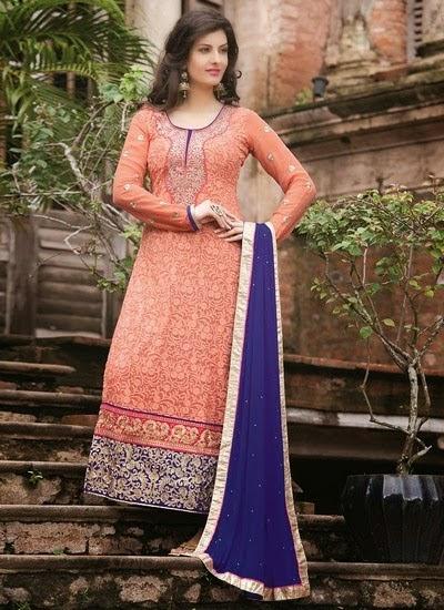Angrakha 2015 Shalwar Kameez Designs