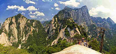 Hua Shan Cliffside Path (China)