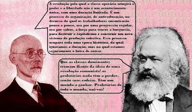 Anton Pannekoek e Karl Marx