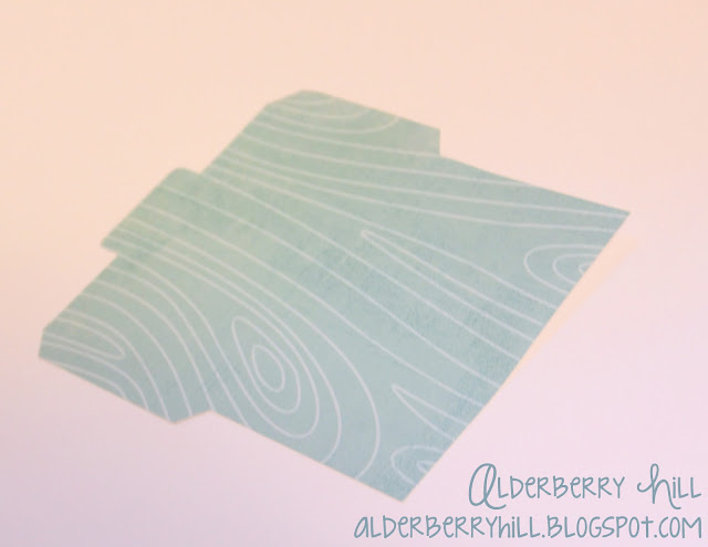 DIY: Altered Notebook with Mini File Folders