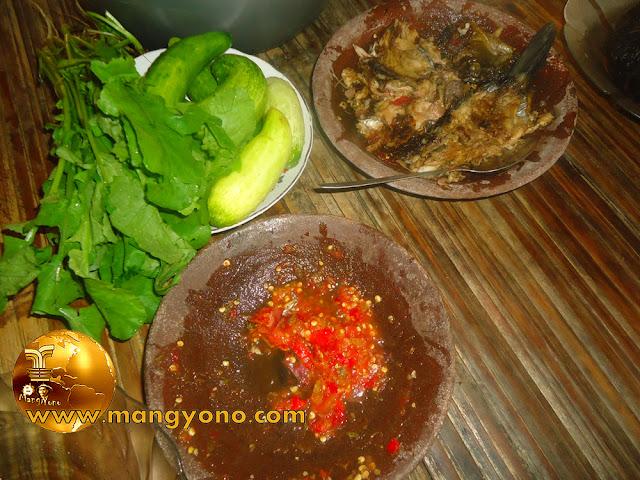 Cara membuat sambel goang khas Sunda