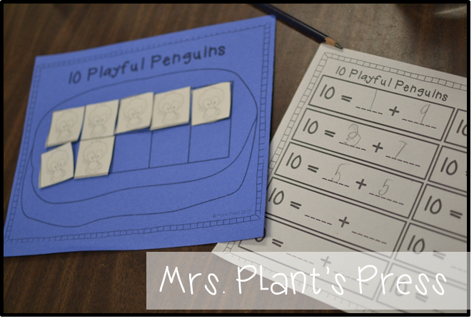http://www.teacherspayteachers.com/Product/Playful-Penguins-Math-Activities-and-Craft-542369