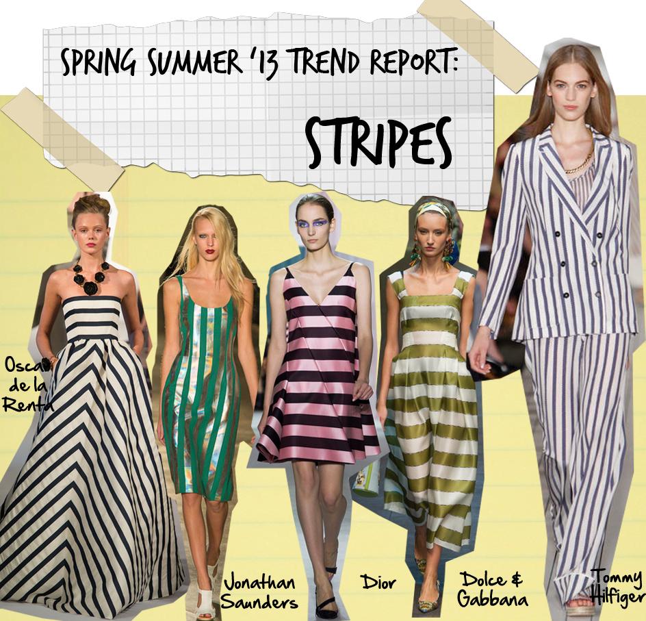 Troy Tashaz Blog: 2013 Fashion Trend Report