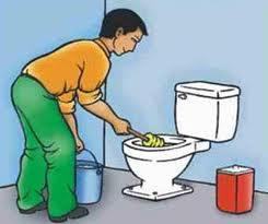 Un ambiente agradable para nuestro liceo cuidado de los ba os - Como limpiar las paredes del bano ...