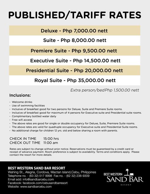 Matudnila Com A Cebu Events Blog The Best Western