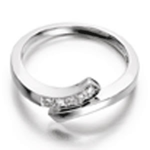 White Gold Rings UK India