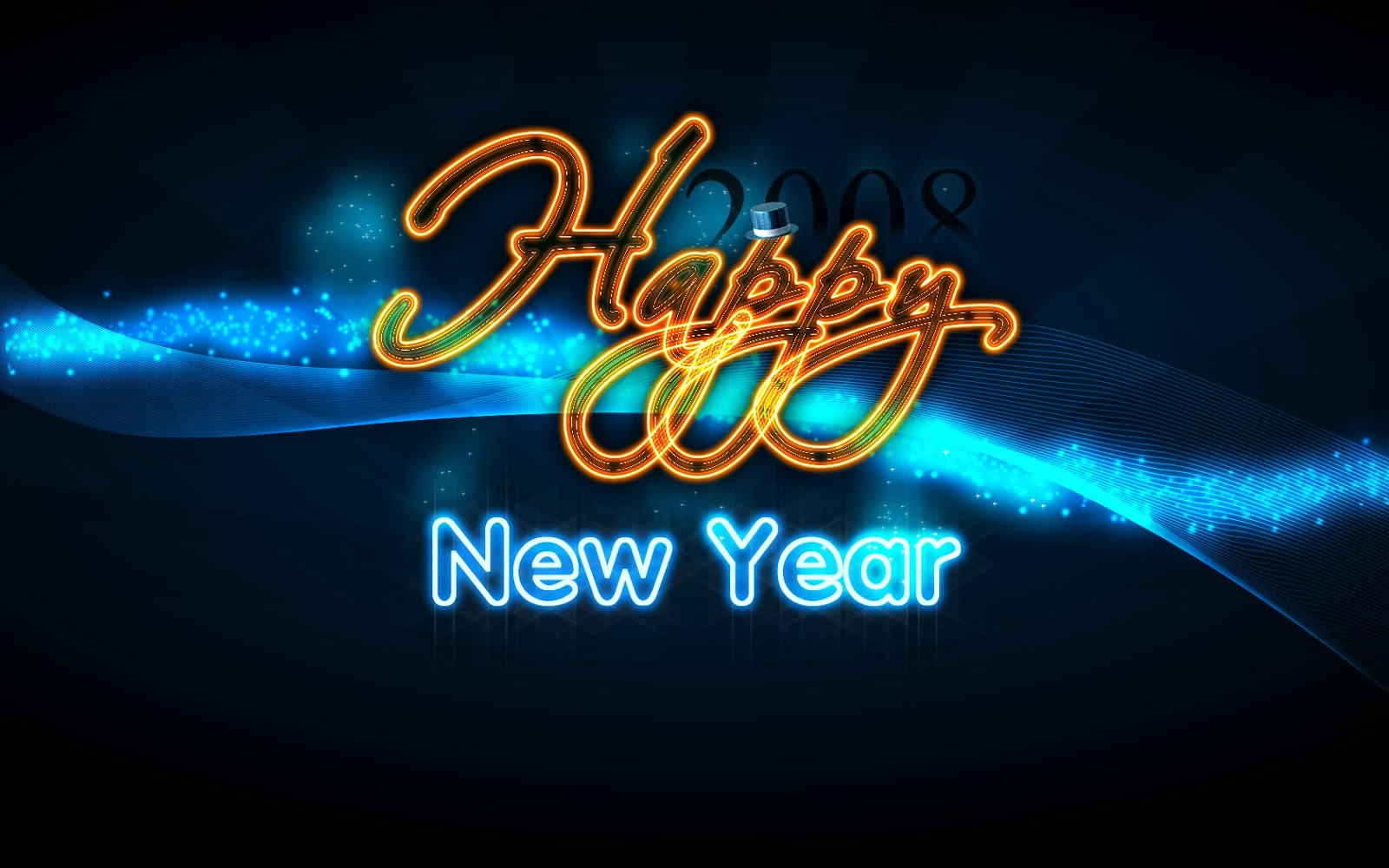 Top 10 Happy New Year 2014 Wallpapers All Free Download Happy