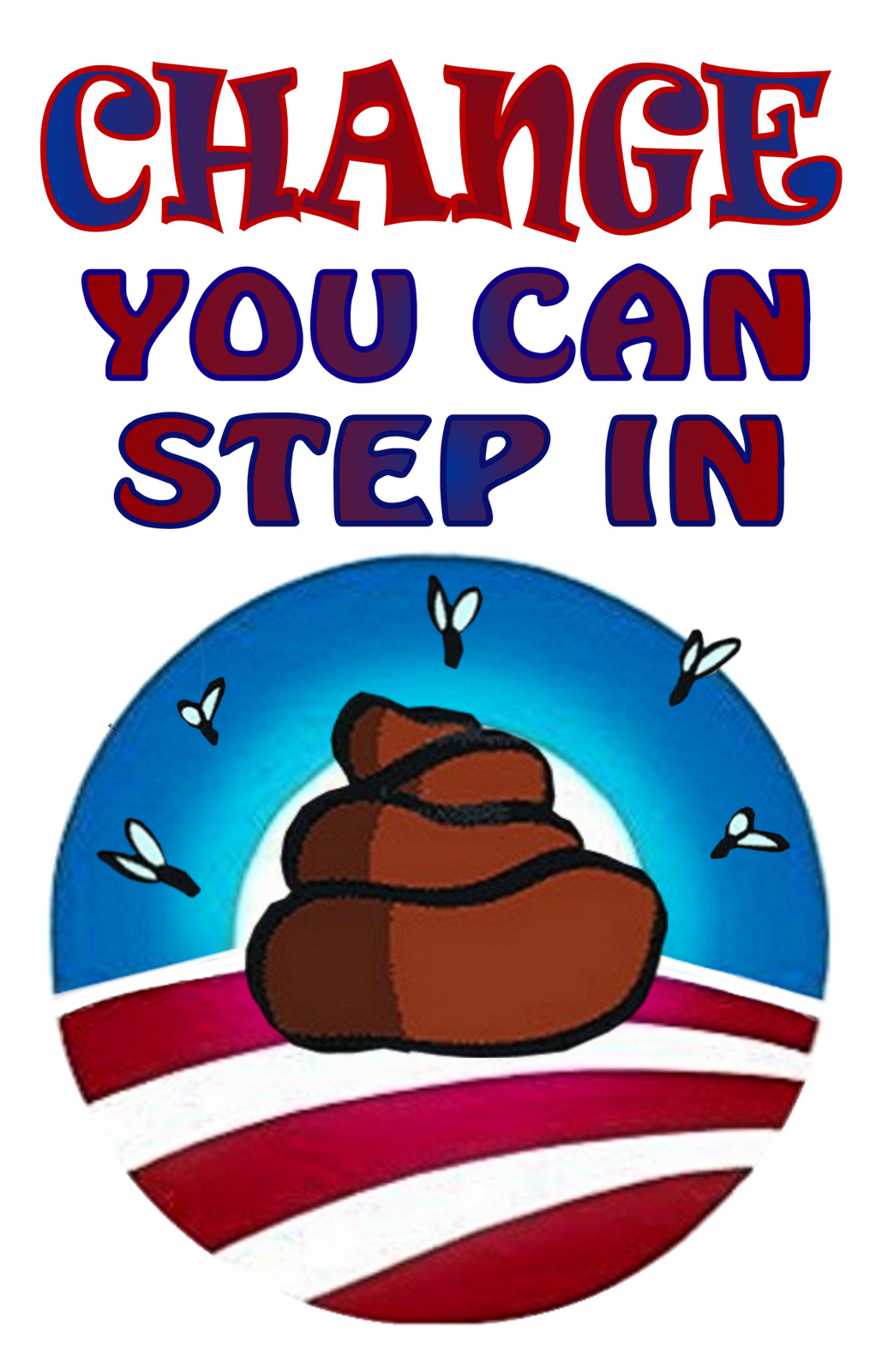 obama change you can step in